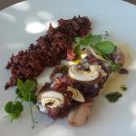 Tuna, Camargue red rice