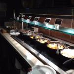Buffet curries