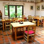 Cafe at Stephen Pearce Pottery