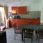 Self catering Unit's Kitchen