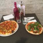 Pizza chez ange Foto