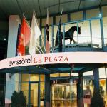 Entrance Swissôtel Basel