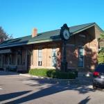 Glendale train station/historic museum