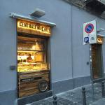 Centrale del caffe Foto