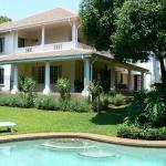 Edwardian style guesthouse in the heart of Waterkloof Pretoria