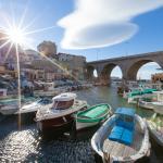 Marseille Vallon des Auffes