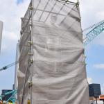 Statue of Raffles Foto