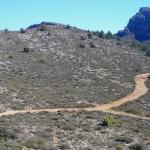 Guided mountain biking in Valencia