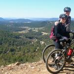 XC mountain biking in the Sierra de Mariola