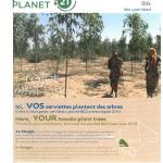 Plant for the Plant - Planet 21 - 862 arbres plantés