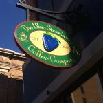 The Blue Strawberry Coffee Company