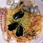 Finally a proper Italian seafood !