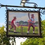 Photo de The Cricketers' Arms