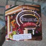 Cardboard coaster