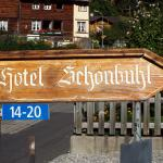 sign of the hotel