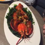 Lobster - don't miss this presentation and fantastic flavor