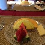 a fruit starter