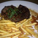 tasty steak n chips
