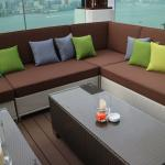 Brand New Full Harbour View Rooftop
