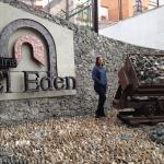 La mina el Eden esta super cerca del hotel