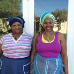 Happy Heritage day from Zoleka and Edith