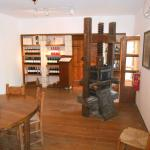Inside the tasting room