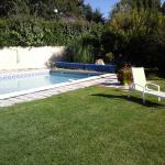 La piscine pour la détente
