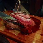 Picanha - rump carved at table