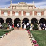 Los jardines de palacio