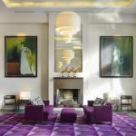 Lobby of The Fitzwilliam Hotel Dublin