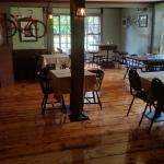 Eat in the tavern or in our comfortable dining room