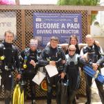 Diving is Fun. Даже, если, это работа.