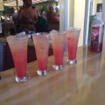 cocktails were amazing