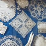 some of the lace patterns