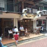 Little Cove Espresso - alfresco dining