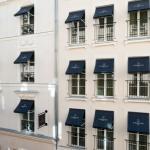 ホテル ブルガンディー