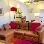 The Loft living room/ kitchen