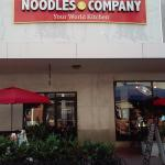Noodles & Company on Ellsworth Drive.