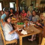 Wine Country Lunch