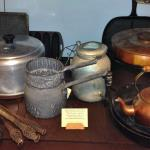 Vintage kitchen cooking utensils