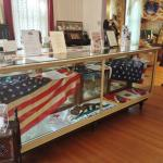 Patriotic displays
