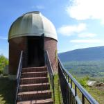 Robert Lincoln's observatory at Hildene