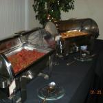 Beautiful food displays