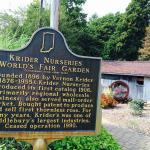 Krider Nurseries World's Fair Gardens