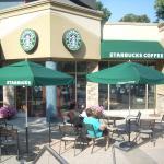 Frente de la cafetería