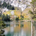 Early fall on Lake George