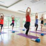 Yoga at Cooper Fitness Center