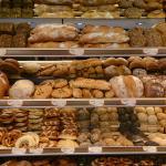 Bakery next door