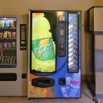 Vending Machines area