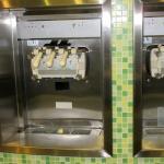 Yogurt Machines, Yogurtland, Milpitas
